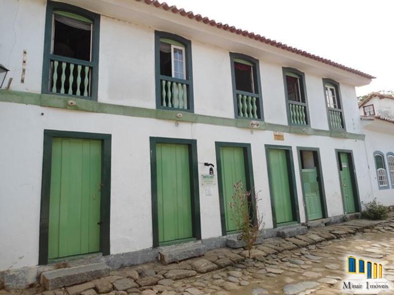 CH 06-Casa a venda no Centro Histórico de Paraty