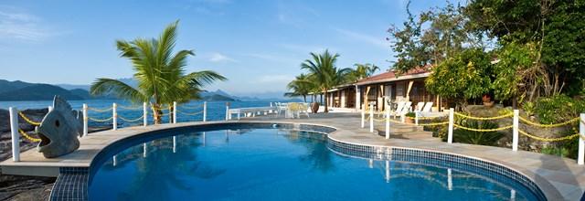 Ilha 05 – Ilha a venda em Paraty com sete suítes