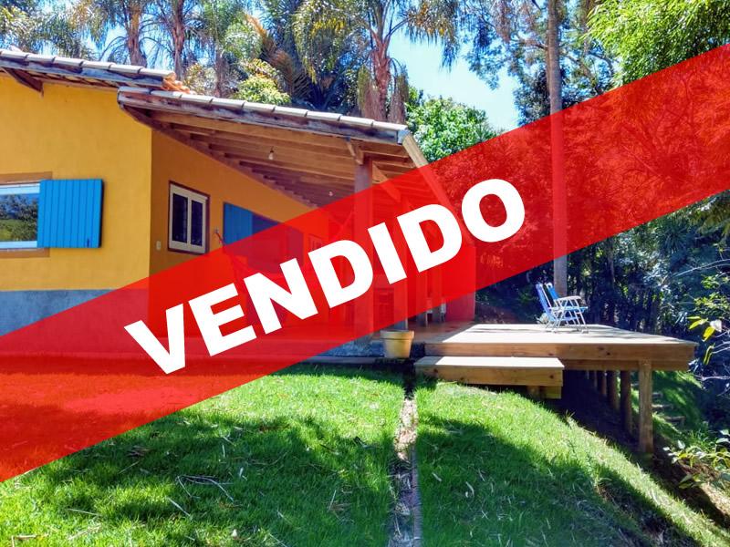 Sitio 26 – Sítio a venha em Cunha no bairro Monjolo