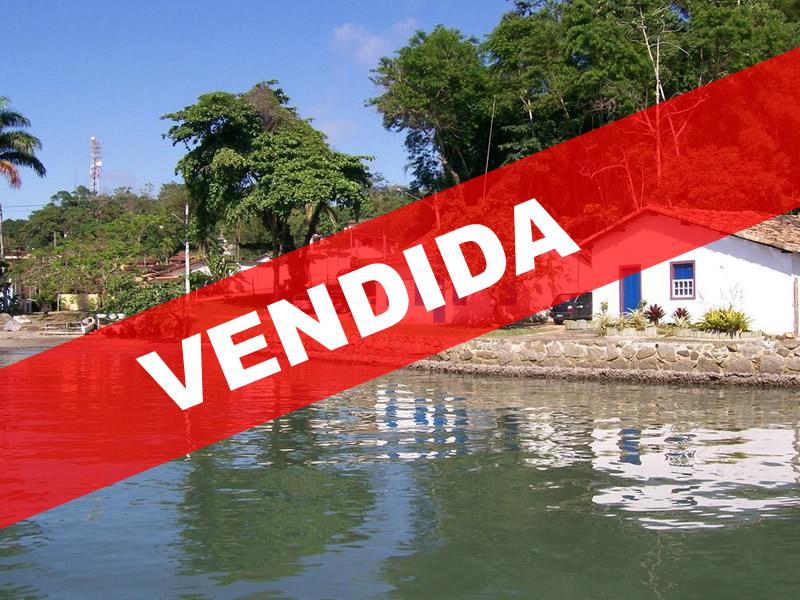 PCH 77- Bucólica casa para venda em Paraty na praia do Pontal