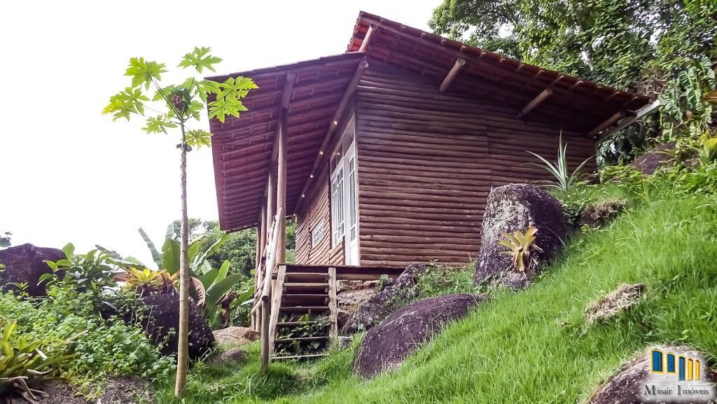 PCH 155 – Casa estilo rústico a venda em Paraty bairro Corumbê