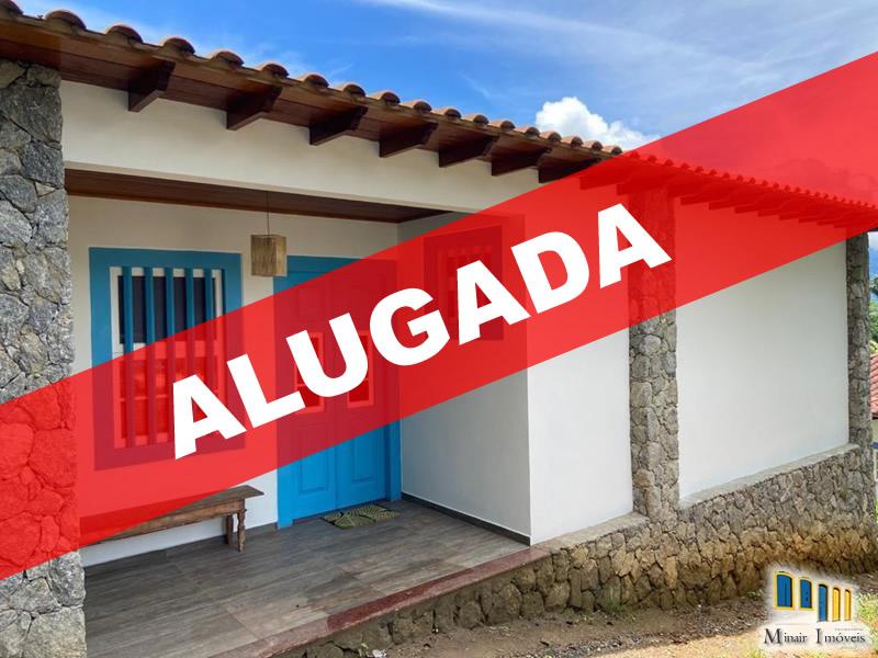 Loc Mensal 61 – Casa para aluguel mensal em Paraty bairro Caborê